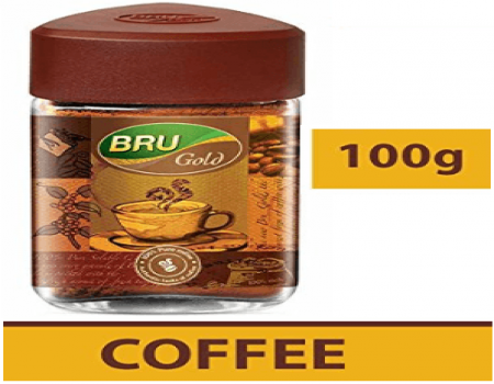 Buy Bru Instant Coffee Refill Pack, 200g at Rs 239 Amazon