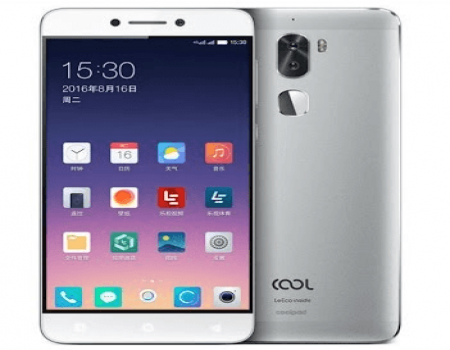 Buy Coolpad Cool 1 (Silver, 4GB) Rs 12,999 at Amazon