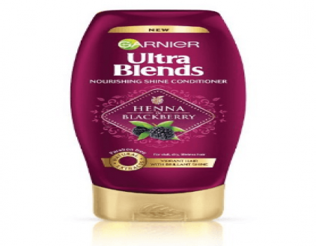 Buy Garnier Ultra Blends Henna Blackberry Conditioner, 175ml at Rs 94 from Amazon