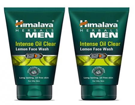 Buy Himalaya Men Intense Oil Clear Lemon Face Wash 100ml at Rs 140 from Amazon