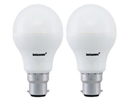 Buy Instapower Base B22 7-Watt LED Bulb at Rs 179 Amazon