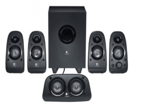 Buy Logitech Z506 Surround Sound 5.1 multimedia Speakers At Rs 3,999 Amazon
