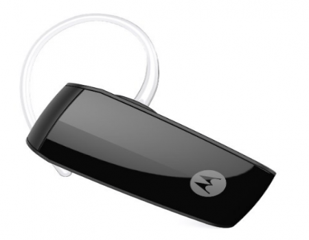 Buy Motorola HK115 Bluetooth Headset (Black) at Rs 899 from Amazon