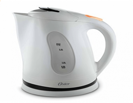 Buy Oster BVSTKT3233W 1.7-Litre Electric Kettle at Rs 999 from Amazon