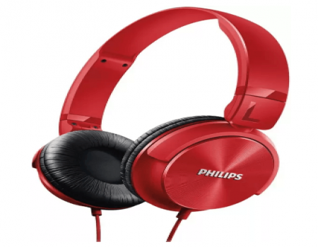 Buy Philips Shl3095Bl/94 Dj Style Monitoring Headphone With Mic at Rs 699 from Amazon