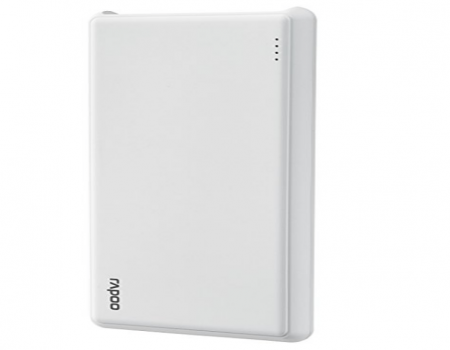 Buy Rapoo 10000MAH Power BankHigh Quality Polymer Battery At Rs 539 Only from Amazon
