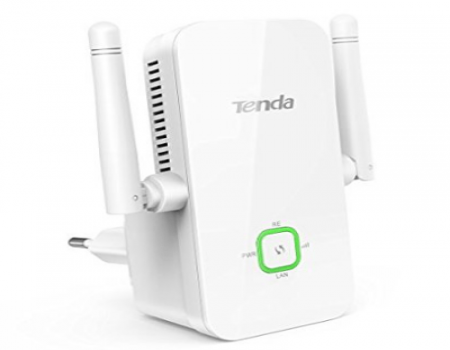Buy Tenda A301 Wireless N300 Universal Range Extender from Amazon at Rs 1,049 Only