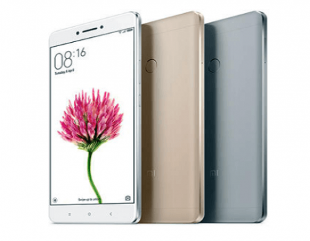 Buy Xiaomi Mi Max Prime (Gold, 128GB) from Amazon at Rs 19,999 Only