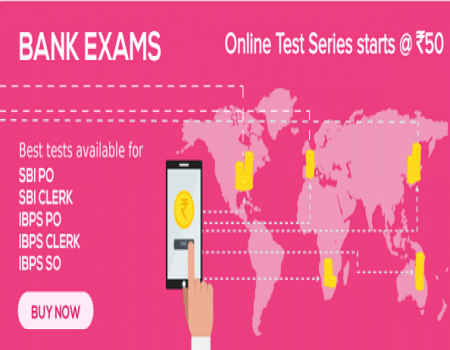 BuyTestSeries Coupons Referral: Flat 50% OFF on Test Series & Competitive Exams - February  2020