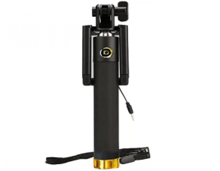 Buy Corcepts Bluetooth Selfie Stick Remote Included at Rs 180 from Flipkart