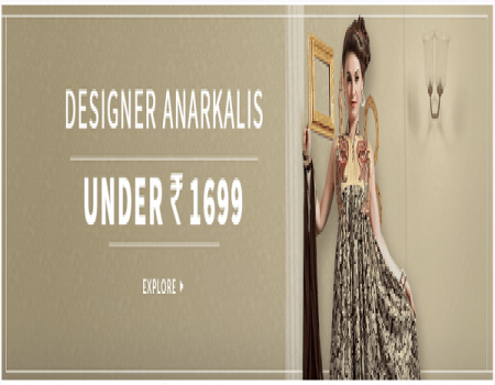 Craftsvilla Coupons & Sign Up Offers | Get Upto 85% OFF on Lehengas - May 2017