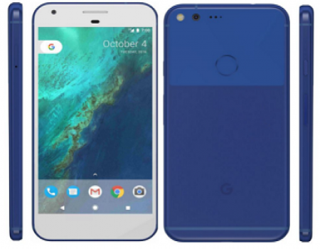 Buy Google Pixel (Very Silver, 32 GB) (4 GB RAM) at Rs 34,999 on Flipkart