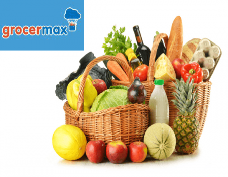 Grocermax Coupons Offers | Flat 20% Off New Users Through App - May 2018