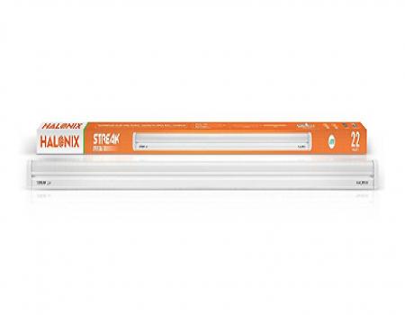 Buy Halonix Streak 22-Watt LED Batten at Rs 413 from Amazon