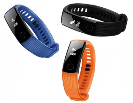 Honor Band 3 Amazon, Flipkart Heart rate tracking, fitness tracker at Rs 1999 from Flipkart