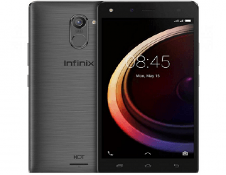 Infinix Hot 4 Pro (Quartz Black, 16 GB) (3 GB RAM) on Flipkart at Rs 6,499