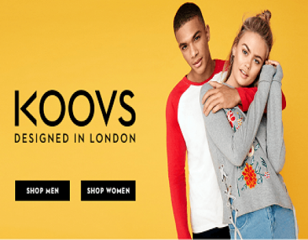Koovs Coupons & Offers: Flat 30% OFF + Rs.245 Extra Cashback October 2017