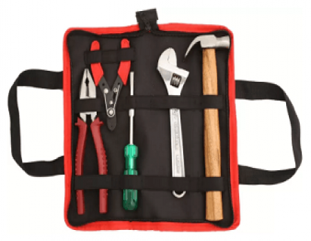 Buy Mech Tools Household Hand Tool Kit 6 Tools at Rs 249 from Flipkart