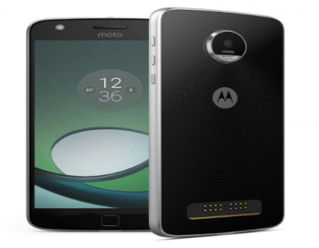 Buy Moto Z Play with Style Mod 32 GB from Flipkart at Rs 24,999 Only