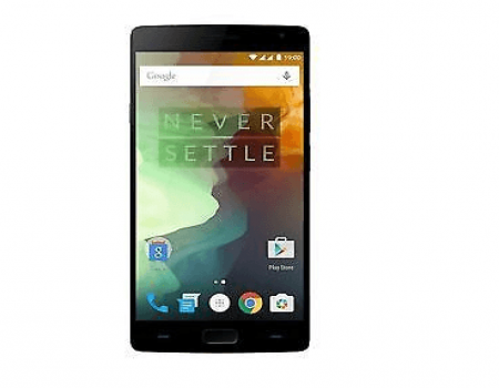 Buy OnePlus 2 Sandstone Black 64 GB Refurbished @ Rs 15,858 Only.
