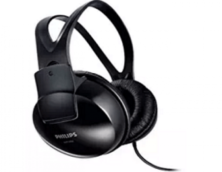 Buy Philips SHP1900/97 Over-Ear Stereo Headphone at Rs 547 from Amazon