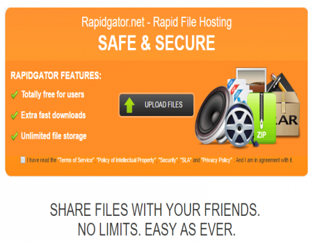 Rapidgator Premium Coupons & Offers deals- Flat 50% OFF on All Premium Account- May 2020