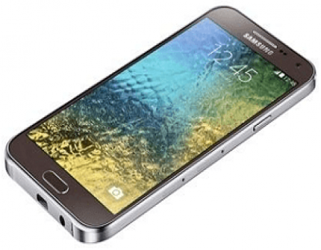 Buy Samsung Galaxy E5 (Black, 16GB) at Rs 8,999 from Amazon