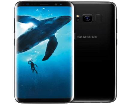 Buy SAMSUNG Galaxy S8 Plus (Midnight Black, 64 GB, 4 GB RAM) at Rs 43,990 from Flipkart