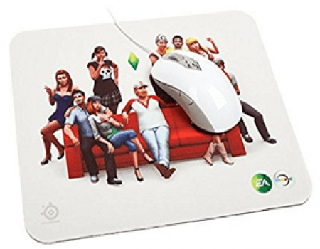 Buy SteelSeries Qck The Sims 4 Edition 67292 Mouse pad at Rs 149 from Amazon
