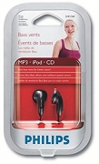 Buy Philips SHE1360/97 In-Ear Headphones (Black) just at Rs 129 from Amazon
