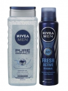 Buy Nivea Fresh and Pure Combo just at Rs 242 from Amazon.