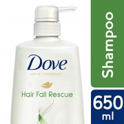 Buy Dove Hair Fall Rescue Shampoo 650ml just at Rs 173 From Amazon [Pantry Deal]