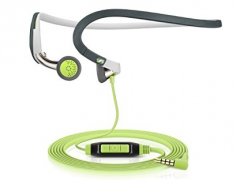 Buy Sennheiser PMX 686G Sports Earbud Neckband Headset (Grey/Green) at Rs 1,499 only from Amazon