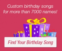 Free Hindi Name Birthday Songs: Download Birthday Song With Name From birthdaysongswithnames.com [Hindi And English]