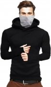 Buy Tripr Full Sleeve Solid Men Sweatshirt just at Rs 291 only From Flipkart