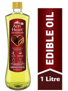 Buy Nature Fresh ActiHeart Edible Oil 1Lt Bottle just at Rs 99 only From Amazon Pantry