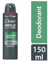 Buy Dove Apa Sensitive Deodorant for Men, 150ml just at Rs 99 only from Amazon