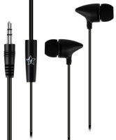 Buy Flipkart SmartBuy Wired Earphones with Mic  (Black, In the Ear) at Rs 149 only from Flipkart
