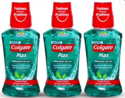 Buy Colgate Plax Mouthwash - Mint  (750) just at Rs 168 only from Flipkart