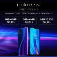 Buy Realme 3 Pro Price @ Rs 9,999, Buy Online, Open Sale Flipkart, Specifications, Extra 5% Bank Discount