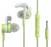 BoAt Bassheads 242 Wired Headset with Mic Sweat and Water Resistance Earphones at Rs 399 from Flipkart