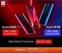 Buy Redmi K20 Pro Flipkart, Specification, Next Sale Date 22nd July at 12pm, Buy Online, Extra Flat Rs 1,000 OFF on ICICI Bank Credit Card
