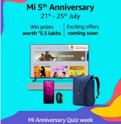 Amazon Quiz Answers: Answer the Questions and Stand Chance To Win Prizes Worrh Rs.5.5 Lakhs