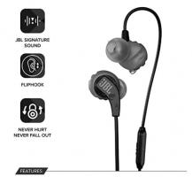Buy JBL Endurance Run Sweat-Proof Sports in-Ear Headphones at Rs 949only from Flipkart