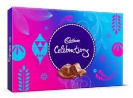 Buy Cadbury Celebrations Assorted Chocolate Bars, Crackles (197.1 g) at Rs 147 from Flipkart