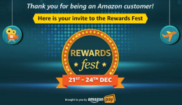 Amazon Pay Reward July Offers Upto 100% Cashback on Recharge, Shopping, Travelling and Food Partners