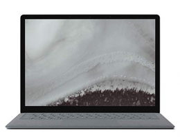 Buy Microsoft Surface Laptop 2 Intel core i5 8th Gen 13.5 inch Touchscreen Laptop (8GB/128GB/Windows 10 Home/Integrated Graphics/Platinum/1.252kg), 1769 at Rs 76,580 only from Amazon.