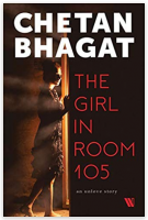 Buy The Girl in Room 105 Paperback By Chetan Bhagat at Rs 102 from Amazon