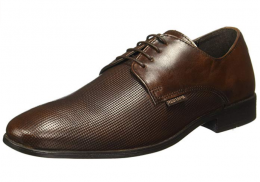 Buy Red Tape Men's Derbys Leather Shoes upto 61% OFF at Rs 1,539 only from Amazon