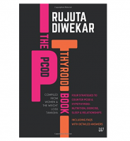 Buy The PCOD- Thyroid Book: Compiled From Women and the Weight Loss Tamasha Paperback at Rs 240 from Amazon